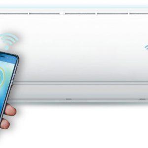 מזגני אינוורטר – עם מערכת wifi