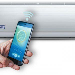 מזגנים מסדרת דיזיין WiFi